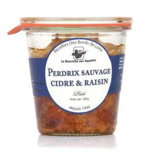 32939 0w470h470 pate perdrix sauvage cidre raisin