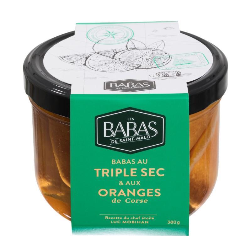 Babas triple sec orange