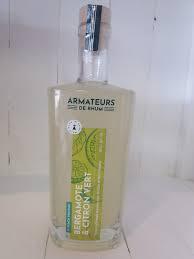 Bergamote citron vert rhum