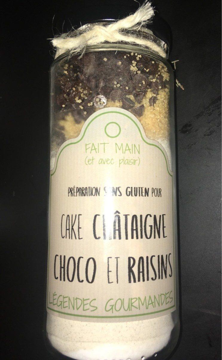 Cake chataigne
