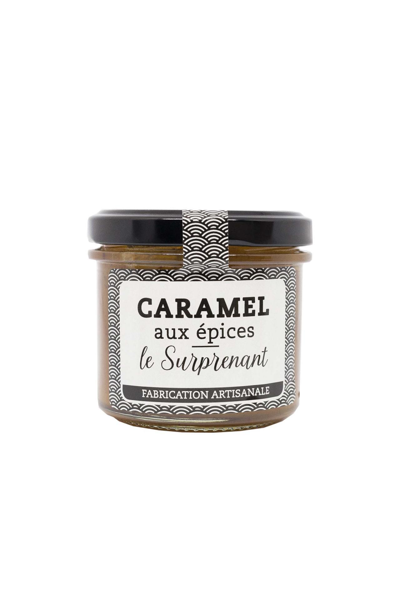 Caramel aux epices