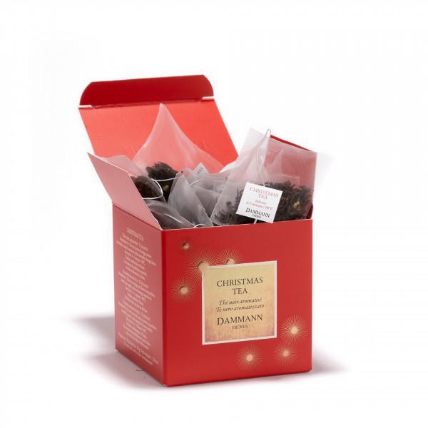 Christmas tea 25 sachets cristal 1