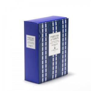 Coffret bleu parfums de saison printemps ete 2021 20 sachets assortis