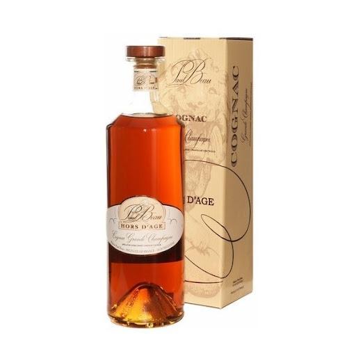 Cognac hors d age