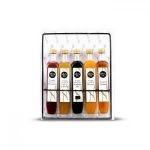 Collection vinaigre gourmet