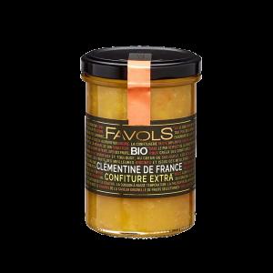 Confiture clementine de france
