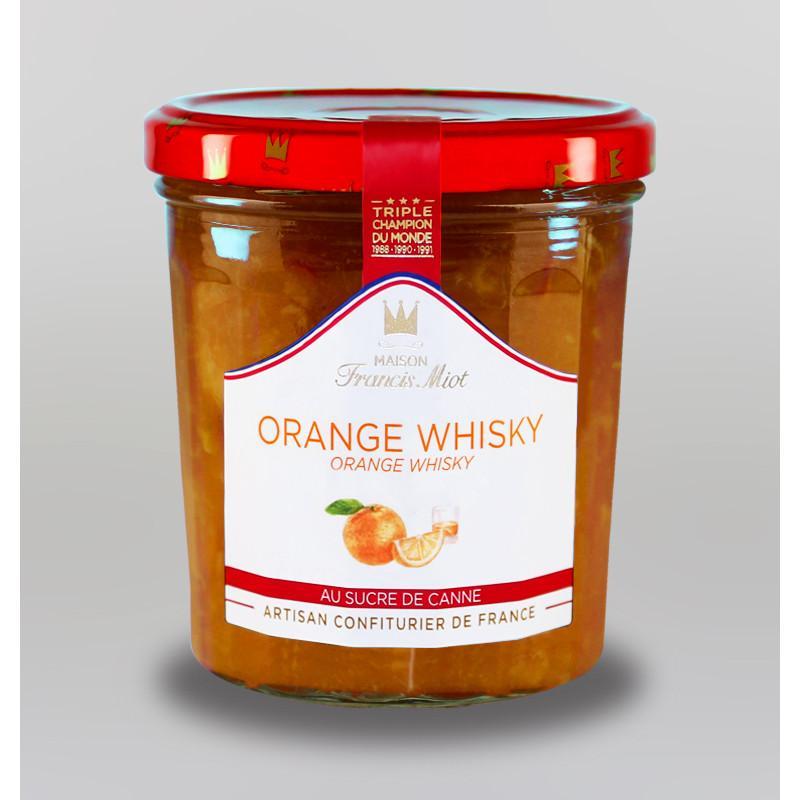 Confiture d orange whisky au sucre de canne 1