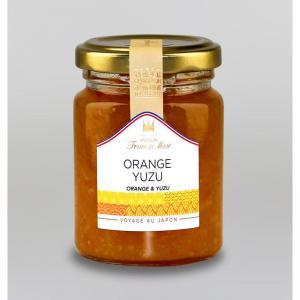 Confiture d orange yuzu au sucre de canne 1