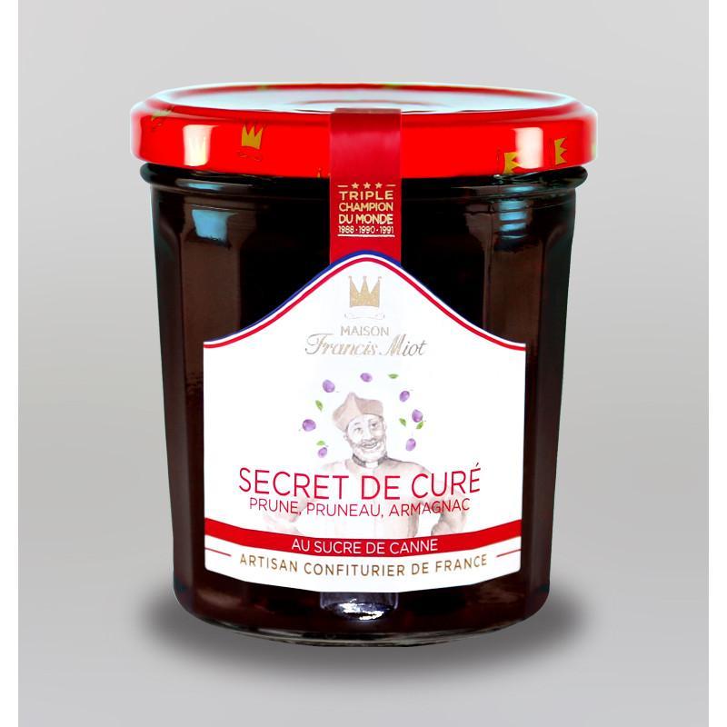 Confiture secret du cure au sucre de canne 1