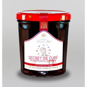 Confiture secret du cure au sucre de canne 1