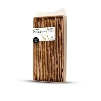 Crackersolive basilic