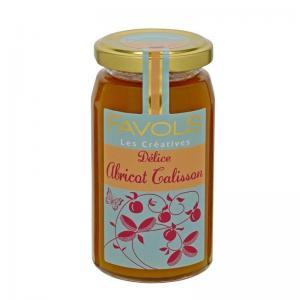 Delice abricot calisson