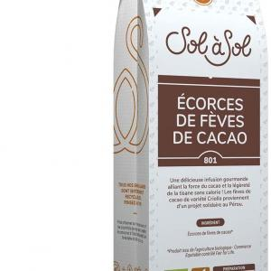 Ecorces de cacao