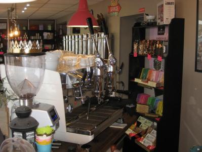 Un espace Café