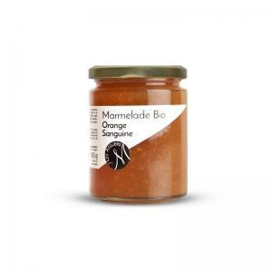 Marmelade bio orange sanguine 1