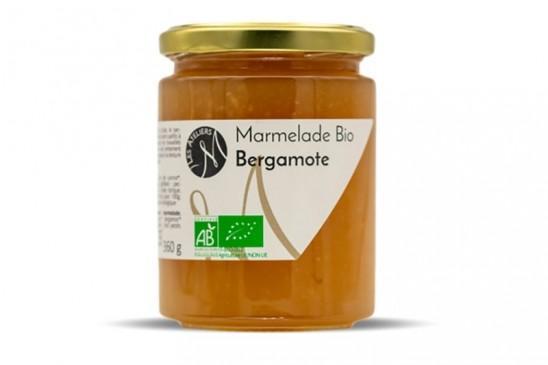 Marmelade de bergamote bio