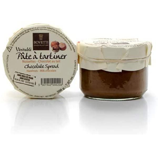 Noisette chocolat lait