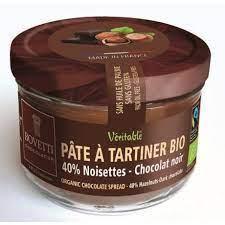 Noisette chocolat noir