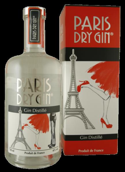 Paris dry gin etui