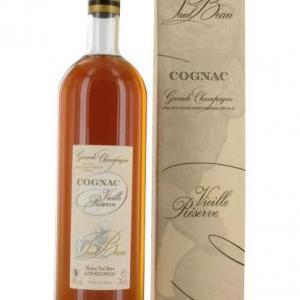 Paul beau vieille reserve cognac grande champagne
