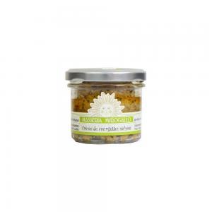 Pesto de courgettes sechees