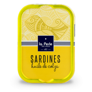 Sardines a l huile de colza 1