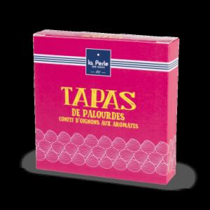 Tapas de palourdes au confit d oignons aux aromates 100g