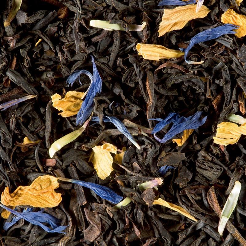 The noir earl grey fleurs 1